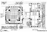 Unity Homes Floor Plans Unity Temple Architecture 365