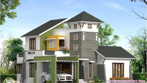 Unusual Home Plans Unique 2220 Sq Feet Villa Elevation Kerala Home Design