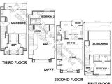 Urban Home Floor Plans Urban townhouse Floor Plans townhome town House