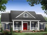 Usda House Plans Country Comfort with Two Porches 51164mm Country
