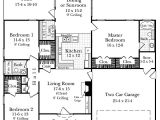 Usda House Plans Highly Functional House Plan 5173mm 1st Floor Master