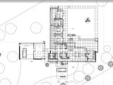 Usonian House Plans for Sale Frank Lloyd Wright House Floor Plans Plan Prairie Fl On