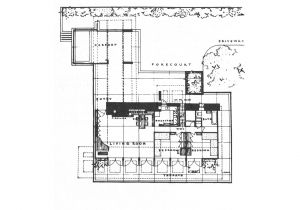 Usonian House Plans for Sale Frank Lloyd Wright Usonian House Plans for Sale Vibrant Id