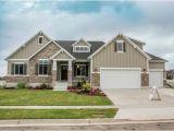 Utah Home Plans Encore Plan Craftsman Exterior Salt Lake City by