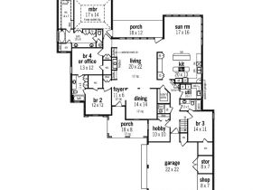 Utah House Plans with Bonus Room Rambler House Plans with Bonus Room Rambler with Bonus