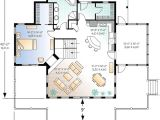 Vacation Home Floor Plans Architectural Designs