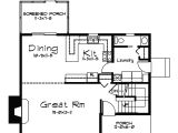 Vacation Home Floor Plans Waterview Vacation Home Plan 057d 0022 House Plans and More