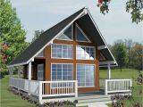 Vacation Home Plans with Loft Vacation Escape with Loft and Sundeck 9836sw