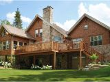 Vacation House Plans with Walkout Basement Plan Of the Week Quot Resort Style Chalet Quot Drummond House