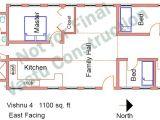 Vastu Home Plan for East Facing Vastu Plan for Home In Kerala Home Deco Plans