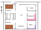 Vastu Home Plans for north Facing north East Facing House Plans as Per Vastu north East