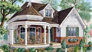 Victorian Bungalow House Plans Plan 80703pm One Level Victorian Home Plan Victorian