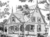 Victorian Bungalow House Plans Victorian Cottage Spitzmiller and norris Inc