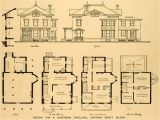 Victorian Home Floor Plan Old Queen Anne House Plans Vintage Victorian House Plans