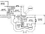 Victorian Home Floor Plan Victorian House Plans Victorian 10 027 associated Designs