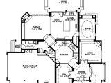 Victorian Home Floor Plans Luxurious Victorian Home