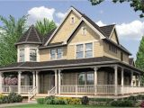 Victorian Home Plan House Plans Choosing An Architectural Style