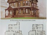 Victorian Home Plan House Plans Victorian Mini