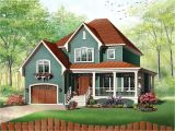 Victorian Home Plan Modern Victorian Style House Plans