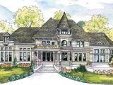 Victorian Home Plan Victorian House Plans Canterbury 30 516 associated Designs