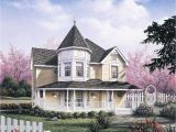 Victorian Home Plans with Turret Dramatic Layout Created by Victorian Turret 5742ha 2nd