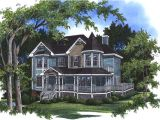 Victorian Home Plans with Turret Florent Victorian Home Plan 052d 0071 House Plans and More