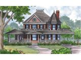 Victorian Home Plans with Turret Keaton Hill Victorian Home Plan 047d 0152 House Plans