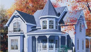 Victorian Home Plans with Turret Palmerton Victorian Home Plan 032d 0550 House Plans and More