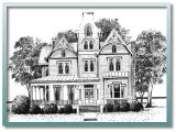 Victorian House Plans with Photos Historic Victorian House Floor Plans Home Design and Style