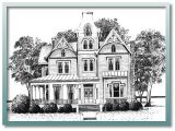 Victorian Mansion Home Plans Historic Victorian Mansion Floor Plans