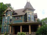Victorian Stick Style House Plans Carpenter Style House Queen Anne Victorian Houses