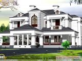 Victorian Style Home Plans Victorian Style 5 Bhk Home Design Home Appliance