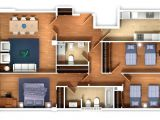 View House Plans Online 25 Three Bedroom House Apartment Floor Plans