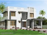 Villa Home Plans 2450 Sq Feet Modern Villa Design House Design Plans