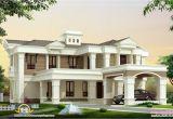 Villa Home Plans Beautiful Luxury Villa Design 4525 Sq Ft Kerala Home