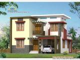 Villa Home Plans Modern Contemporary Villa Design 1665 Sq Ft Kerala