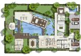 Villa Home Plans World 39 S Nicest Resort Floor Plans Saisawan Beach