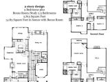 Village Home Plan Plan 3 Estate Home In Manhattan Village Manhattan Beach Ca