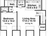 Village Home Plan Village Circle 4205 1 Bedroom and 1 5 Baths the House