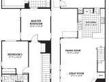 Village Homes Floor Plans Dixie Village Floor Plan 2 New Homes In Oceanside