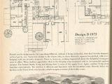 Vintage Home Floor Plans Vintage House Plans 1973 Antique Alter Ego