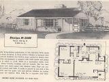 Vintage Home Plans Vintage House Plans 311h