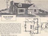 Vintage Home Plans Vintage House Plans 314h