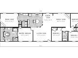 Vintage Mobile Homes Floor Plans Manufactured Home Floor Plan Schult Classic Cla Kelsey