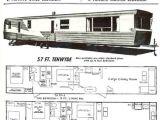 Vintage Mobile Homes Floor Plans Vintage Mobile Homes Throwback Thursday issue 1