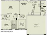 Virtual Floor Plans for Houses Quentin 103 Drees Homes Interactive Floor Plans