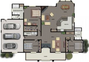 Virtual Home Plans and Designs Home Design Sqfeet Beautiful Flat Roof Home Design Indian