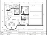 Visio Home Plan Drawing House Plans with Visio Home Deco Plans
