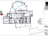 Visio Home Plan Plan D tools
