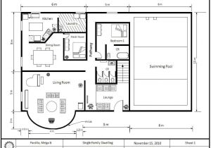 Visio Home Plan Template Download Drawing House Plans with Visio Home Deco Plans